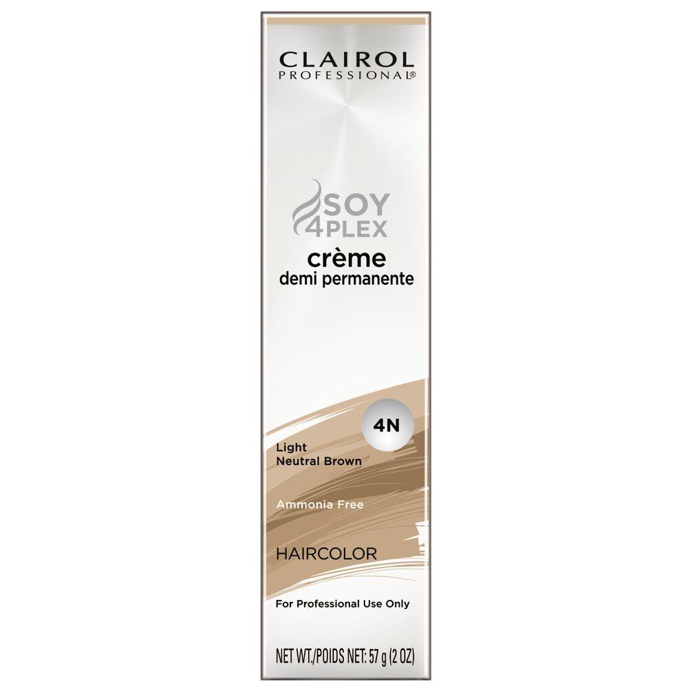 Clairol Professional Soy4plex Demi Permanent Creme Hair Color