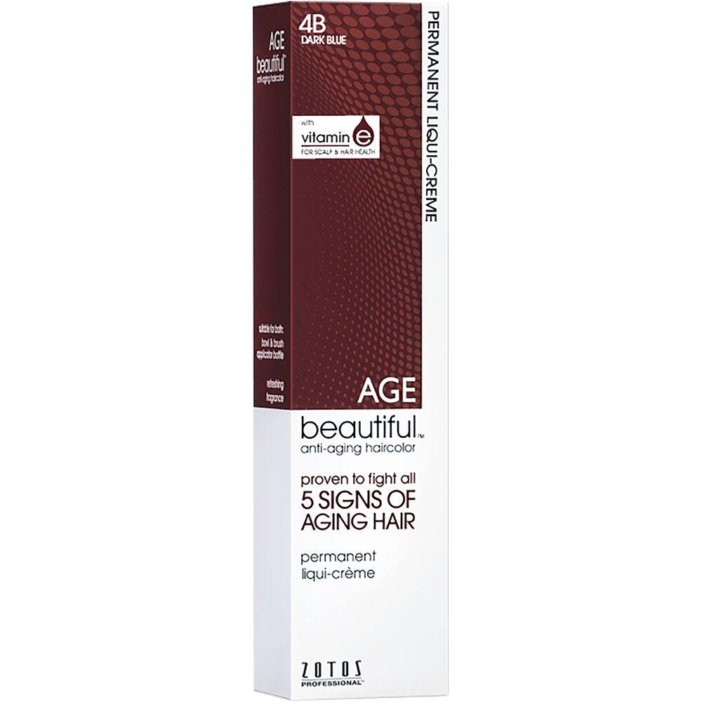 Snap Zotos Age Beautiful Anti Aging Permanent Hair Color Reviews