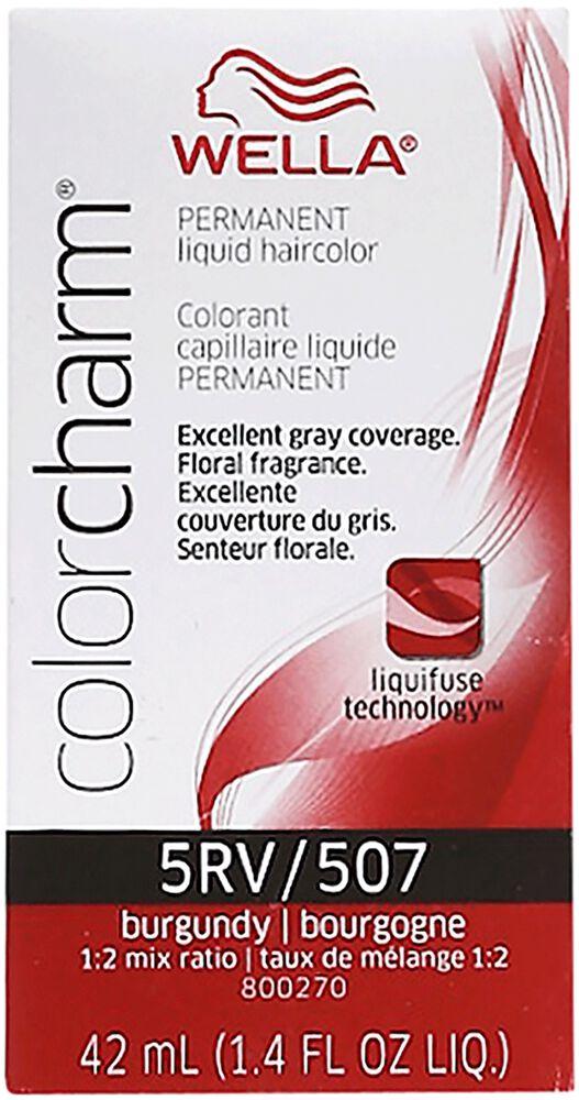 Wella Color Charm Liquid Permanent Hair Colors | Permanent Hair ...