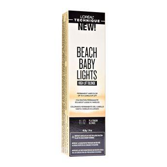 L Oreal Technique Beach Baby Lights High Lift Platinum Blonde