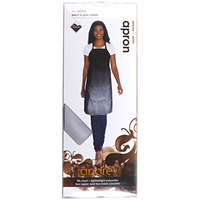 Black & Grey Ombre Stylist Apron