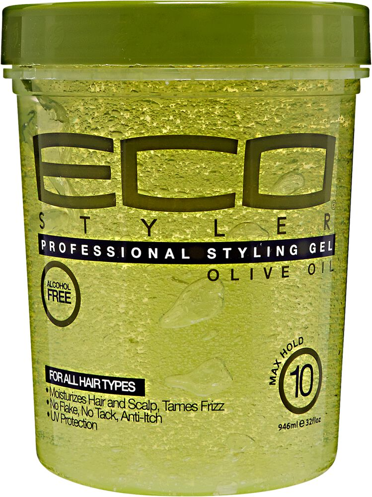hair styling oil eco styler olive styling gel 8158 | SBS 483104