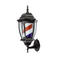 Porch Light Barber Pole