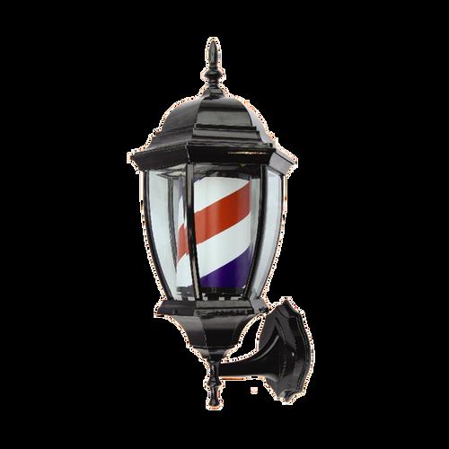 nullPorch Light Barber Pole