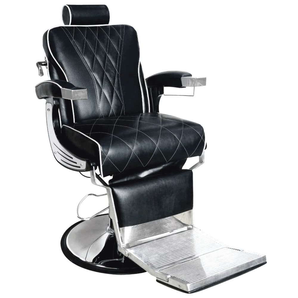 Shop For Chairs: Barburys Black Barber Chair