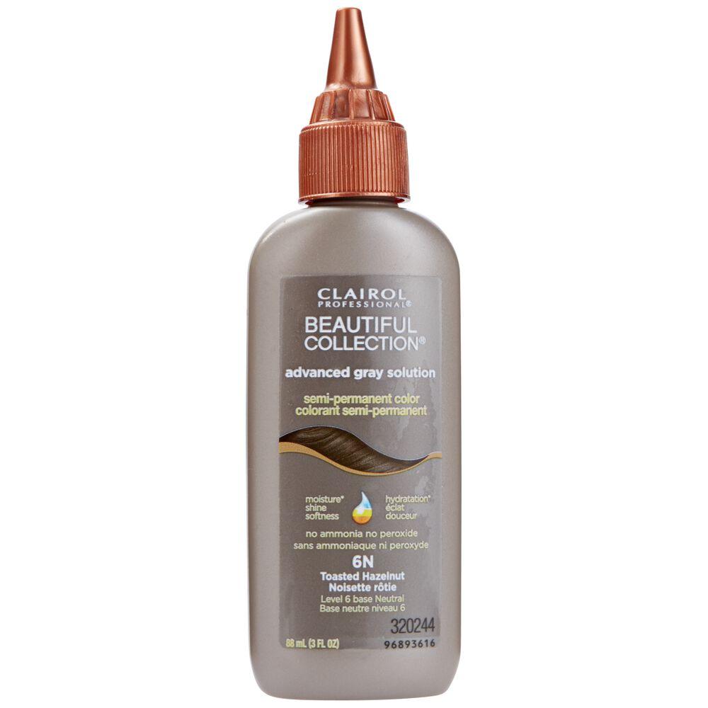 Clariol Professional Advanced Gray Solutions Semi Permanent Hair
