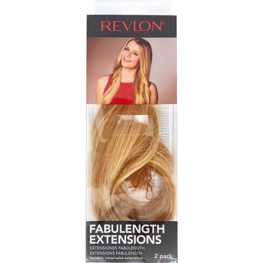Revlon Fabulength Golden Blonde 18 Inch Extension