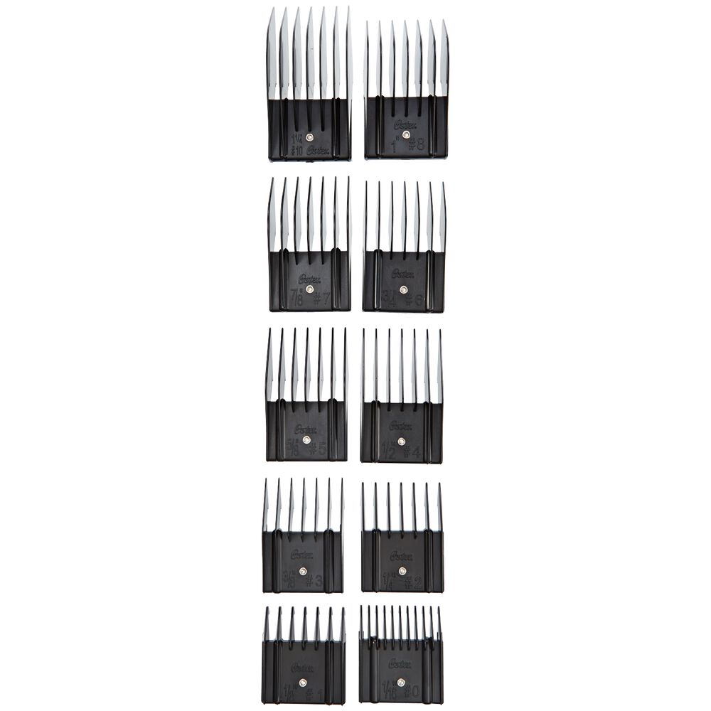 Universal Clipper Guides By Oster Hair Clipper Accessories Sally