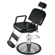 Prince Hydraulic Barber Chair Model 4391 Black