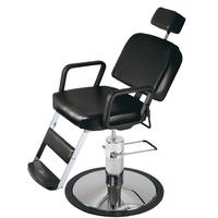 Prince Hydraulic Barber Chair Model 4391 Black