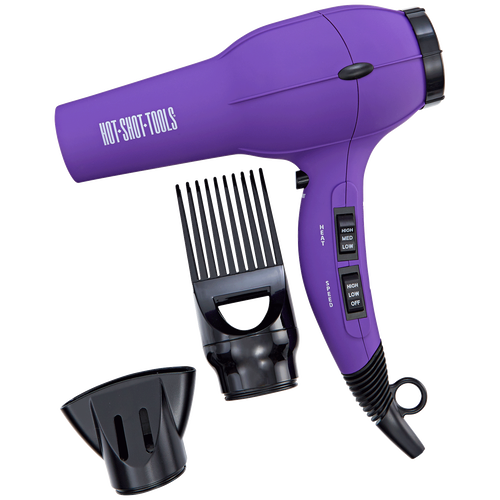 nullPurple Turbo Hair Dryer