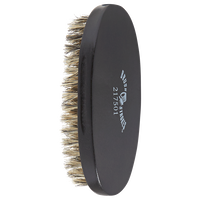 Extra Soft Oval Military Brush