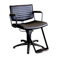 Aluma Styling Chair with Slim Star Base