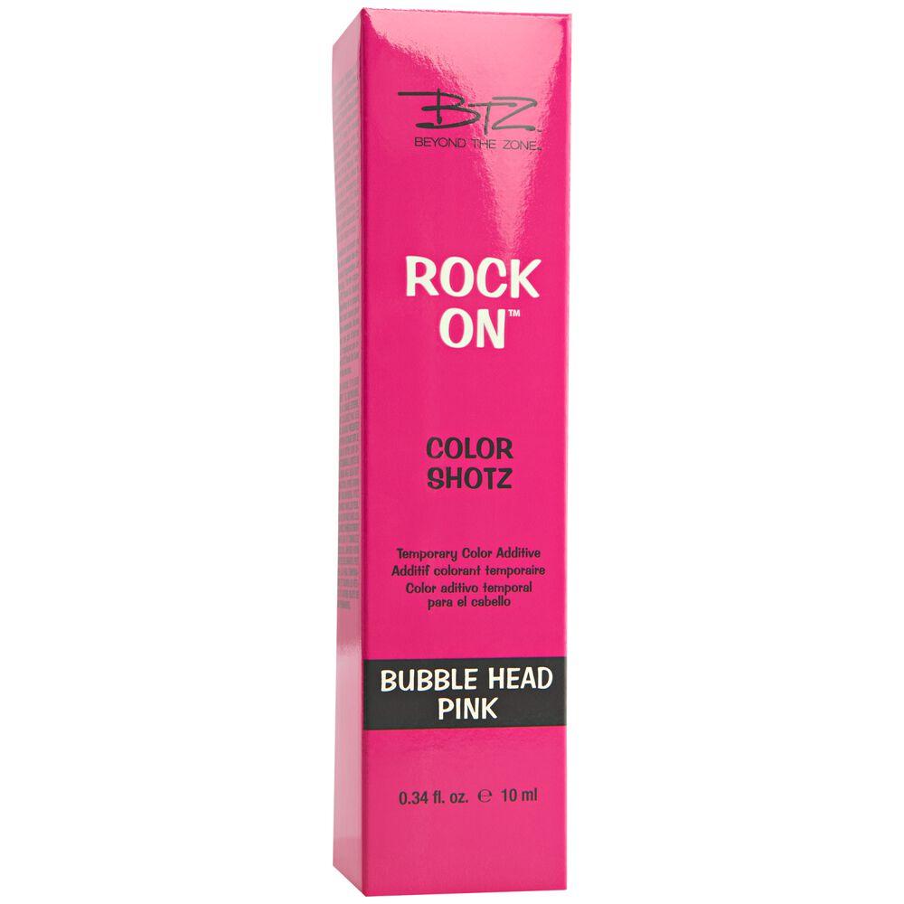 Color Shotz Bubble Head Pink