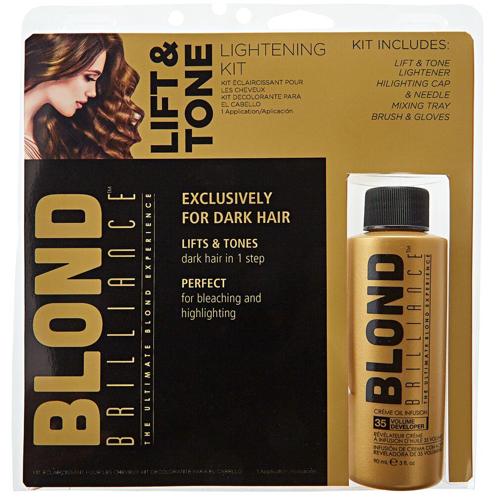 Blond Brilliance Lift Tone Lightening Kit