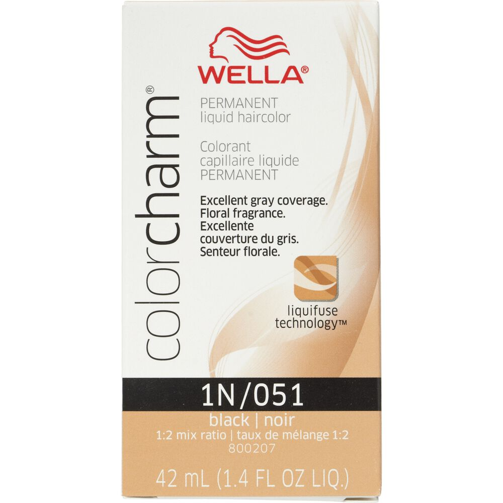 Wella Color Charm Liquid Permanent Hair Colors Permanent Hair