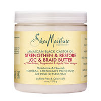 Strengthen & Restore Loc & Braid Butter