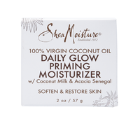 100% Virgin Coconut Oil Daily Glow Priming Moisturizer
