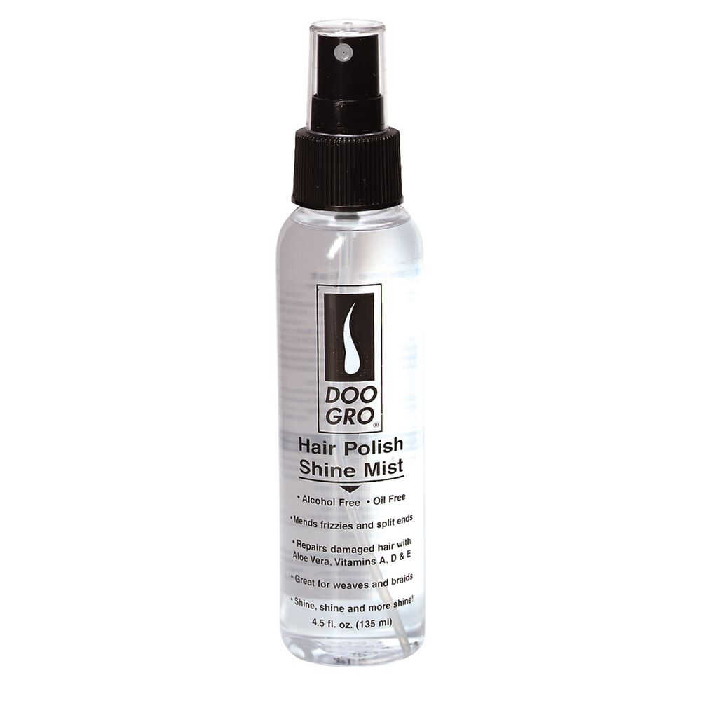 Hair Polish Shine Mist