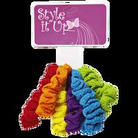Children's Bright Color Ponytail Holders