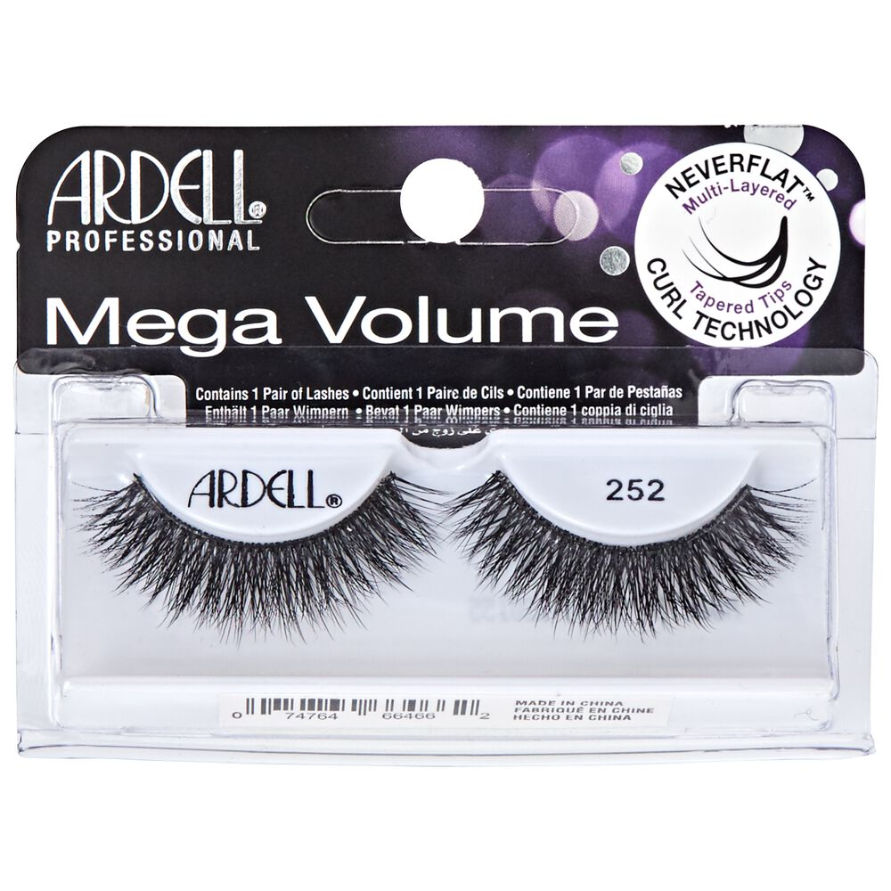 Mega Volume Lashes 252