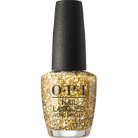 Gold Key to the Kingdom Nail Lacquer