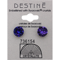 Destine HL Diamond Cut Earring