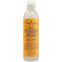 Low Porosity Protein Free Leave In Detangler