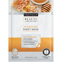 Hydrating Manuka Honey & Collagen Sheet Mask