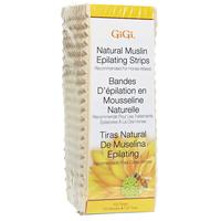 Natural Small Muslin Epilating Strips