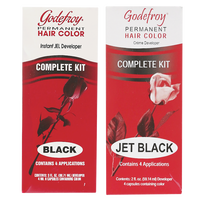 Jel Permanent Hair Color Kit