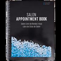 Medium 4 Column Salon Appointment Book