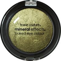 Mineral Effects Baked Eyeshadow Olive Tini