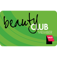 Beauty Club Card Renewal