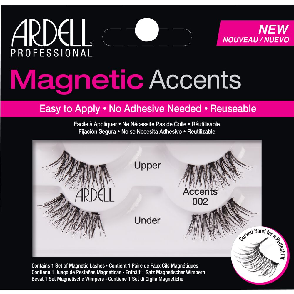 Magnetic Accent Demi Wispies Lashes By Ardell Eyelash Extensions