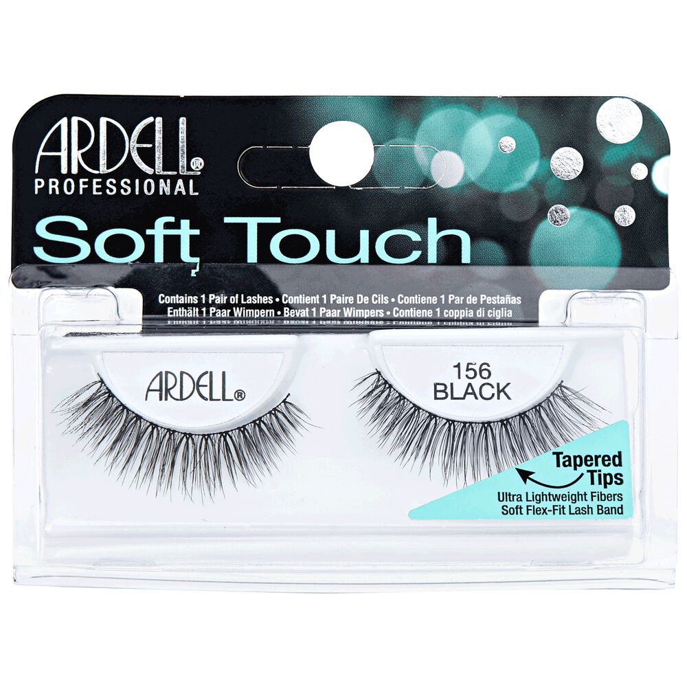 156 Soft Touch Black Lashes By Ardell Eyelash Extensions Sally