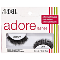 Adore Lola Lashes with Adhesive