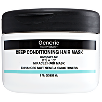 Deep Conditioning Hair Mask Compare to It's a 10 Miracle Hair Mask