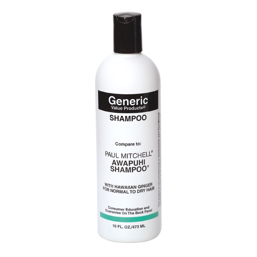 Generic Value Products Awapuhi Shampoo Compare to Paul Mitchell ... 74f66295a6
