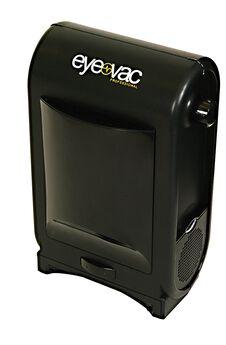 Eye Vac Electric Dustpan Vacuum Black
