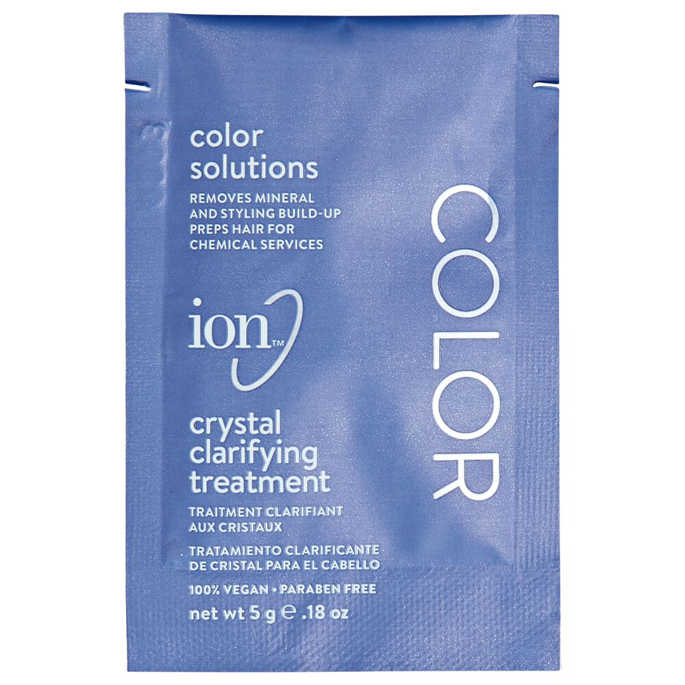 Ion Crystal Clarifying Treatment By Color Solutions Treatments