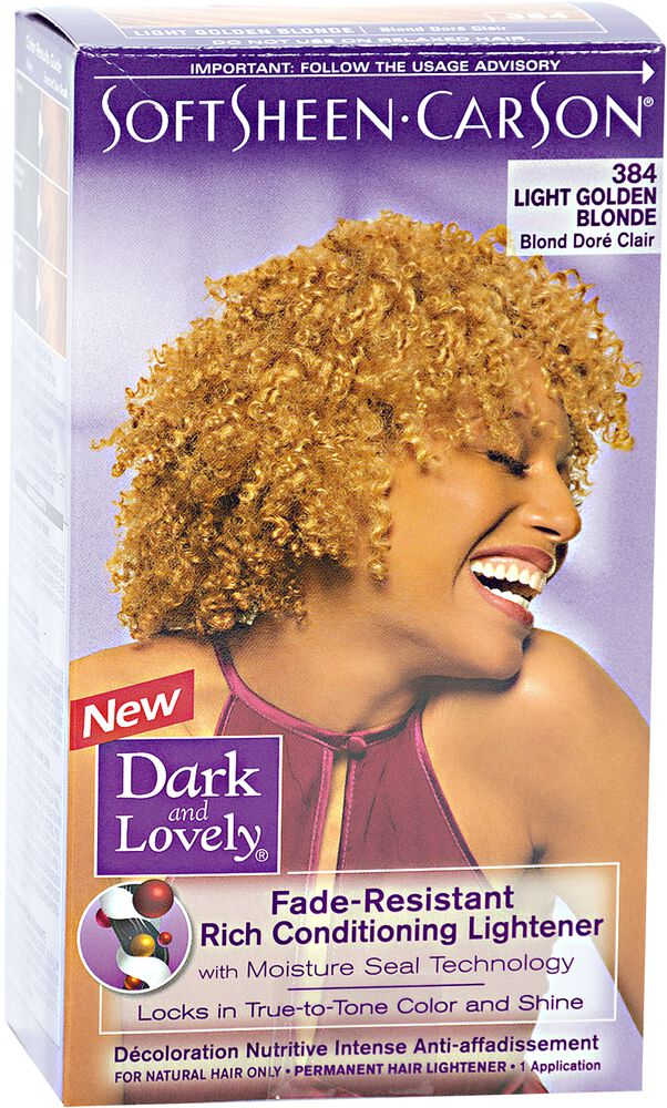 Fade Resistant Light Golden Blonde Permanent Hair Color By Dark