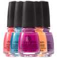 Shades of Paradise Nail Lacquer Collection