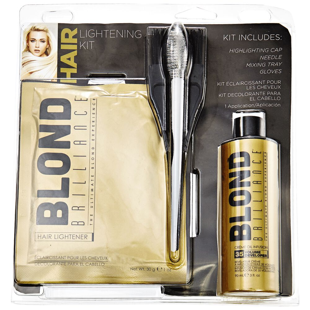 Blond Brilliance Highlighting Kit