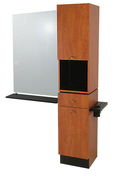 Montego Styling Tower with Mirror