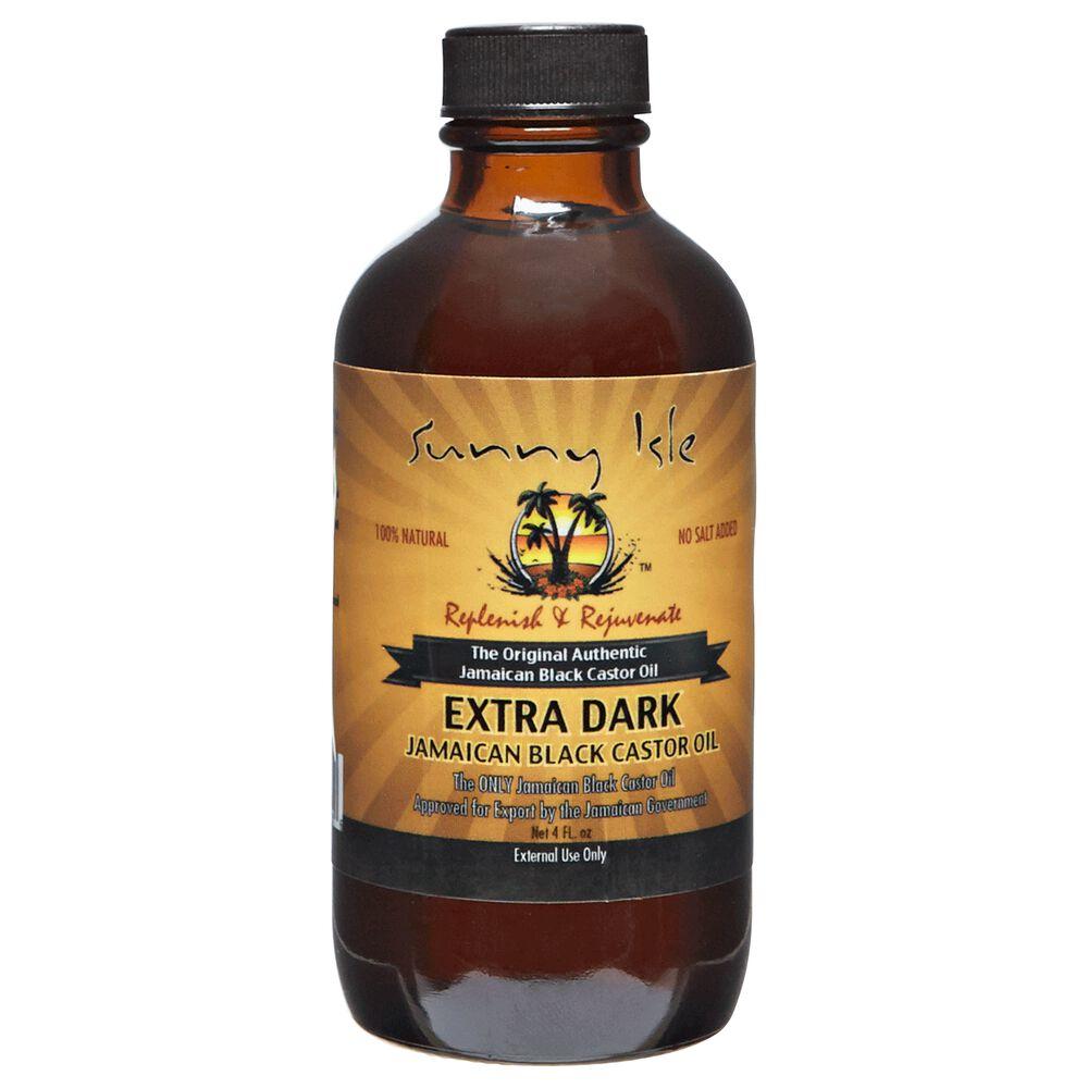 Extra Dark Jamaican Black Castor Oil By Sunny Isle