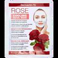 Rose Cooling Face Mask