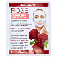 Rose Cooling Face Mask
