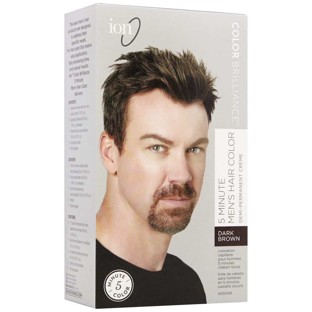 Ion Color Brilliance 5 Minute Hair Color For Men