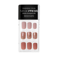 Magic Press on Nails All that Glitters
